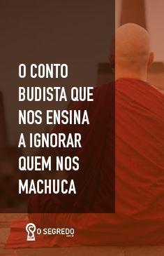 Estamos tão acostumados a reagir por impulso, quando alguém nos machuca, que acabamos envenenando o nosso dia ou, às vezes, a nossa vida. Este conto budista nos mostra que muitas vezes nossa felicidade pode depender da nossa capacidade de ignorar aqueles que nos prejudicam. #UnidosSomosUm #OSegredo #LeiDaAtração #Gratidão #Alma #Coração #Motivação