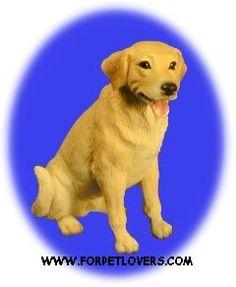 LABRADOR DOG FIGURINE (DF24B)   $16