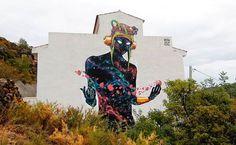 Street Art – Les superbes créations de DEIH (image)