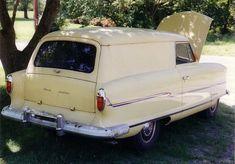 Nash Rambler Delivery Wagon
