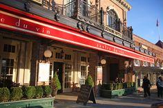 Centre du Vin at the Ledson Hotel in the Sonoma Plaza.