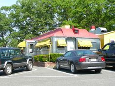Earle, NJ Roadside Diner oblique   by army.arch