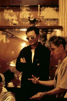 Wong Kar-wai with Christopher Doyle - In the Mood for Love