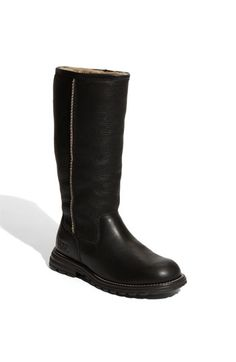 They're baaaack! Substance over style but oh so warm. EDIT: Back ordered!  UGG® Australia 'Brooks' Tall Boot (Women) | Nordstrom