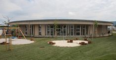 On 9 May, City Holiday, the Pedenjped kindergarten opened its new unit Pedenjcarstvo distinguished by its spatial design. Kindergarten Activities, Physical Activities, Working With Autistic Children, Early Intervention Program, Circular Buildings, Social Integration, National Curriculum, Staff Training, Learning Methods