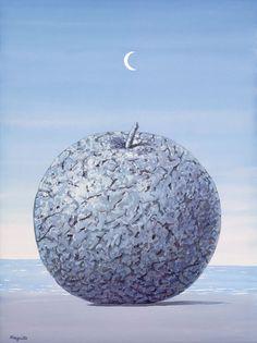 """pixography: """" René Magritte ~ """"La Grande Table"""", 1965 """""""