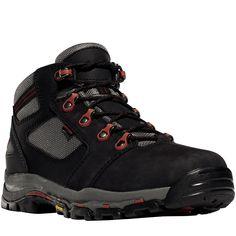 13850 Danner Men's Vicious GTX Work Boots - Black