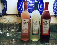 Gallo Family Vineyards Moscato Wines