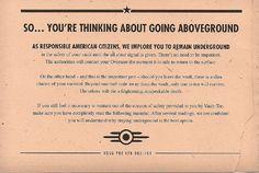 Fallout   Dweller's Guide