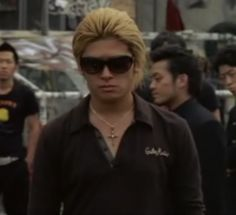 "Takaoka Sousuke in ""Crows Zero"""