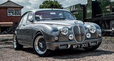 Janwib.blogspot Oldtimers en Meer : Nieuwe Jaguar MK2 in productie (Video)