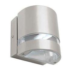 Picture Of Karratha LED Exterior Wall Light Mercator Lighting