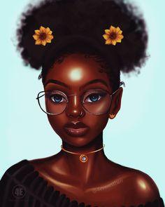 my natural hair journey natural black girls and drawings rh pinterest com  black woman cartoons names