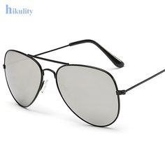 dfa780ca3d7cc Aviator Sunglasses Women Mirror Driving Men Luxury Brand Sunglasses Points  Sun Glasses Shades