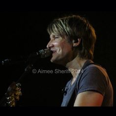 Keith Urban - Light The Fuse Tour - June 2014 - Brisbane Entertainment Centre. Photo © Aimee Sheriff 2014. #keithurban #lightthefuse