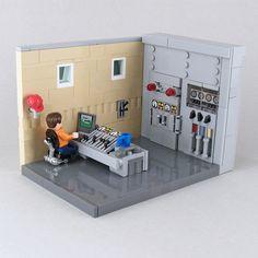 LEGO Control Room