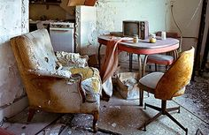 25 fotografias incríveis de lugares em ruínas