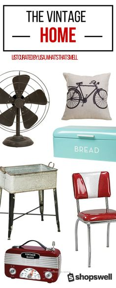 Vintage furnishings and decor items that will help you create a sophisticate ret… Vintage furnishings and decor items that will help you create a sophisticate retro design feel in your home. Whether you want to go all out and fi ..  http://www.interiordesigns.space/2017/06/05/vintage-furnishings-and-decor-items-that-will-help-you-create-a-sophisticate-ret/