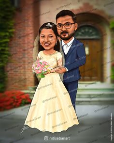 Wedding anniversary, anniversary, lovely couples, valentines, anniversary gift, Custom Caricatures illustration from photos, Save the date,christian wedding, Indian caricature, Caricature Wedding Gifts, Caricature Invite, guests sign in board, India Wedding, Kerala wedding, anniversary, nitisebanart Wedding Anniversary, Anniversary Gifts, Wedding Caricature, India Wedding, Caricatures, Kerala, Save The Date, Invite, Wedding Gifts