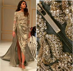 Faraz Manan Creation at Dubai Launch