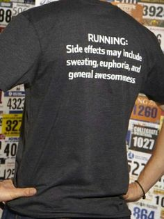 My next running shirt!