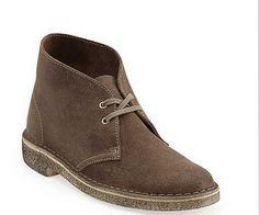 the original: clark's desert boots