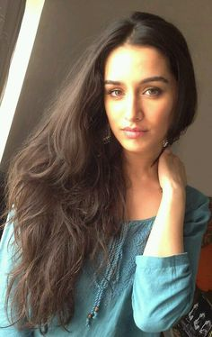 Shraddha Kapoor on the sets of The Villain #Style #Bollywood #Fashion #Beauty