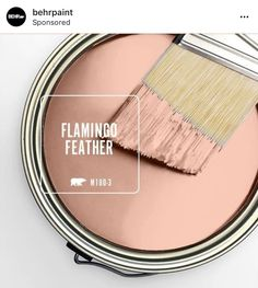 """I'm not normally a fan of pink, but this """"Flamingo Feather"""" is a fantastic shade!"""
