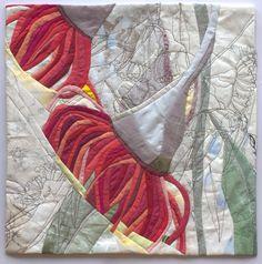 In My Portfolio: Eucalypt Excerpt 7 - Ruth de Vos : Textile ArtistRuth de Vos : Textile Artist