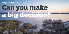 coaching blog decision