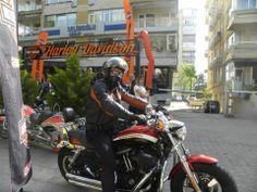 Avenue Garage Sale, Turkey, Bağdat Street, Harley-Davidson