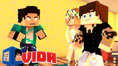Minecraft : NOVO NAMORADO DA BIBI !!! #143 (MINECRAFT VIDA )