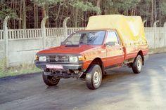 Proto FSO Polonez Truck 4x4 4x4, Car Polish, Trucks, Hot Wheels, Cars, World, Vehicles, Motorbikes, Self Concept