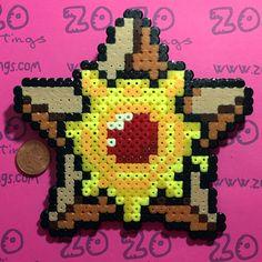Zo Zo Tings - Pokemon Staryu Christmas Tree Topper