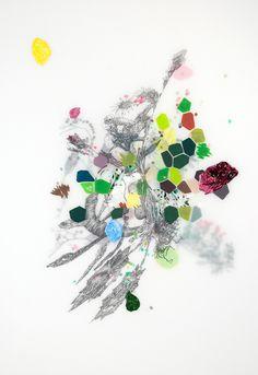 Leigh Anne Lester, 'Semplatherviyrusvum Tecttubeorumrosus 1.3,' 2015, Ruiz-Healy Art