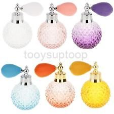 100ml Vintage Crystal Glass Refillable Spray Atomizer Perfume Bottle Lady ACCS