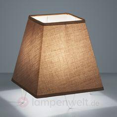 9,90  Moderne Textil-Tischlampe Zing 8029139X