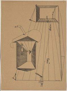 Fiat modes pereat ars, Max Ernst, 1919,  Würth Collection