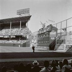 Ebbets Field by Clarence Randall Van Buskirk – Brooklyn