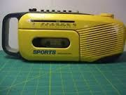 yellow cassette player - Google Search