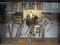 """""""hand made suits"""", pinned by Ton van der Veer"""