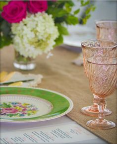 Rochester Wedding Magazine presents, Petunia Rose Vintage China in Rochester, New York