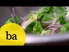 Winter Salads from BA: Escarole