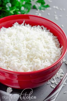A Simple But Reliable Stove-Top Method Of How To Cook White Rice To Achieve Perfectly Tender And Fluffy Texture Every Time. A Simple But Reliable Stove-Top Method Of How To Cook White Rice To Achieve Perfectly Tender And Fluffy Texture Every Time. White Rice Recipes, Rice Recipes For Dinner, Side Dish Recipes, Whole Food Recipes, Family Recipes, Healthy Recipes, Bread Recipes, Healthy Food, Polenta