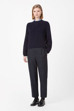COS | Cropped wool jumper