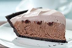 Chocolate Dream Pudding Pie