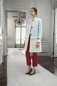 Sfilata Chloé New York - Pre-collezioni Autunno Inverno 2013/2014 - Vogue