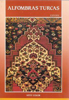 Alfombras Turcas Turkish Language Text 1990 Paperback Edition