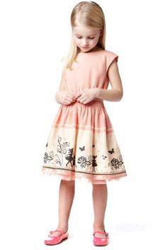 Autograph Pure Cotton Graphic Print Dress