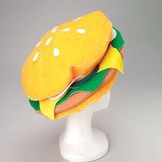 Hamburger Hat